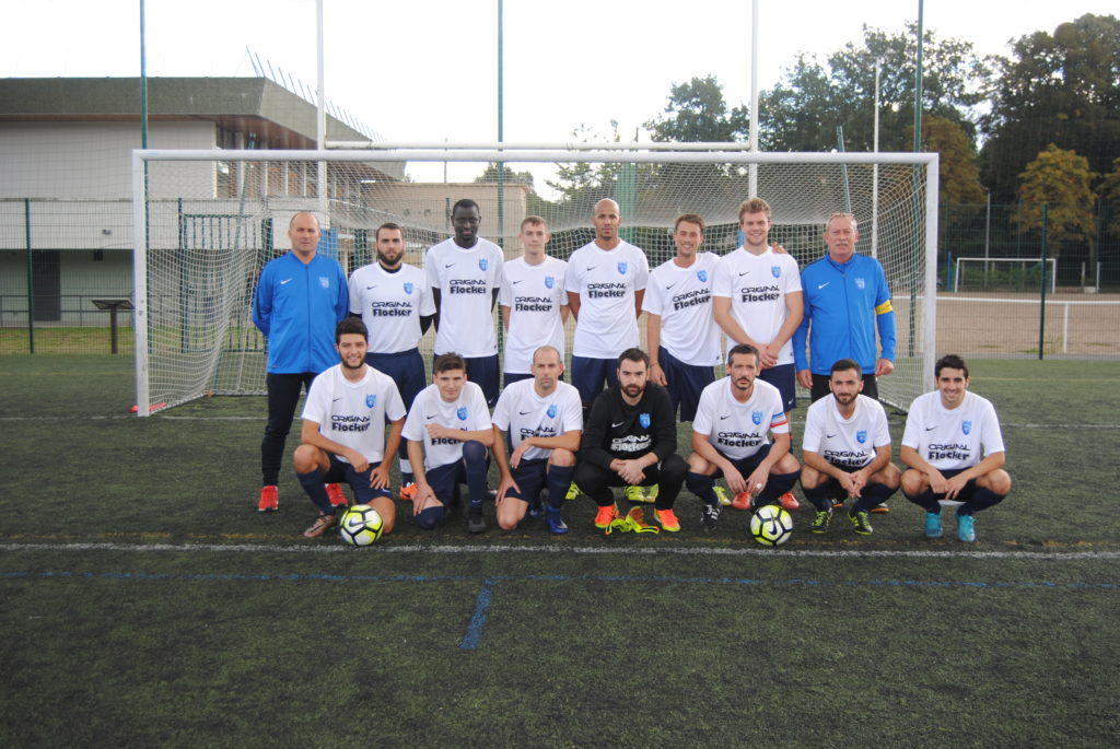 Senior u maisons laffitte football